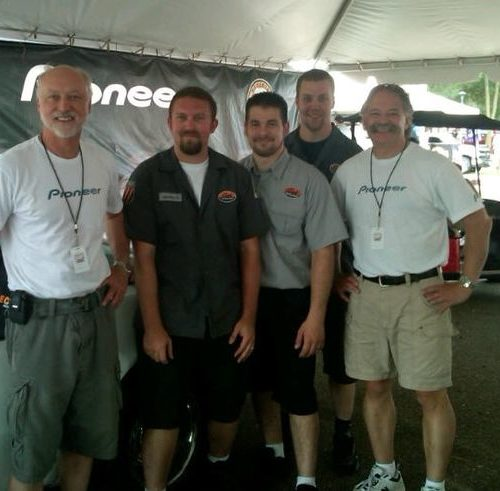 Pioneer Car Electronics Cruise Added to Street Machine Nationals